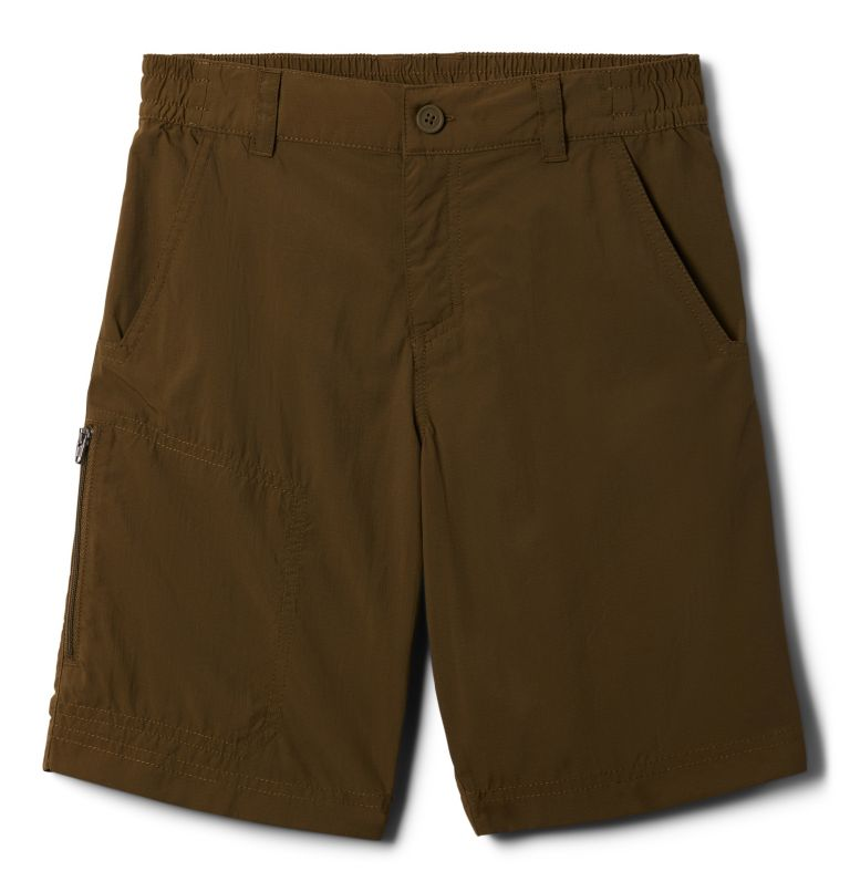Silver Ridge™IV Short | 327 | M Pantaloncini Silver Ridge™ IV da bambino, New Olive, front