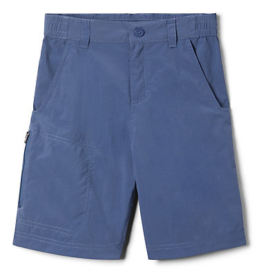Boys' Silver Ridge™ IV Shorts Silver Ridge™IV Short | 023 | M, Dark Mountain, front