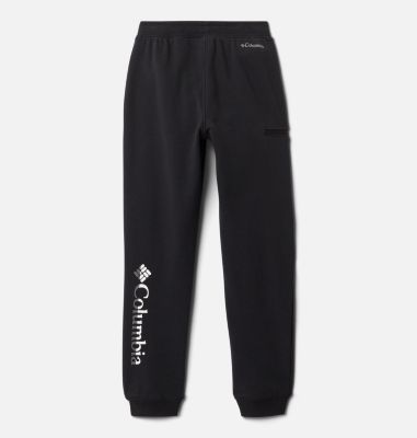 Boys' Columbia™ Branded French Terry Joggers   Columbia Sportswear