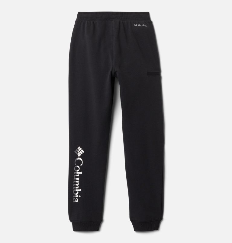 Boys' Columbia™ Branded French Terry Joggers Boys' Columbia™ Branded French Terry Joggers, back