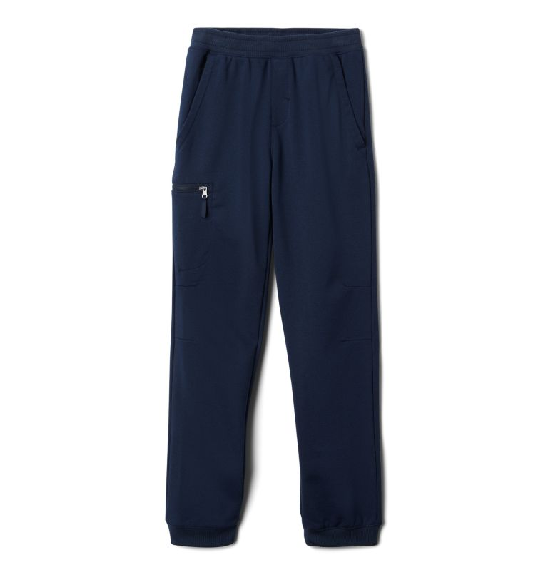 Boys' Columbia™ Branded French Terry Joggers Boys' Columbia™ Branded French Terry Joggers, front