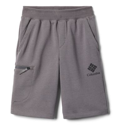 Boys' Columbia™ Branded French Terry Shorts   Columbia Sportswear