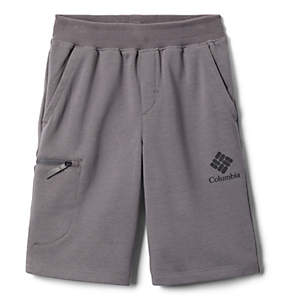 Boys' Columbia™ Branded French Terry Short