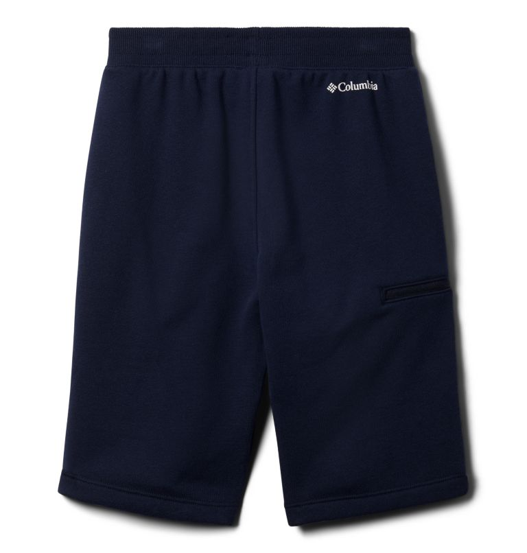 Boys' Columbia™ Branded French Terry Shorts Boys' Columbia™ Branded French Terry Shorts, back