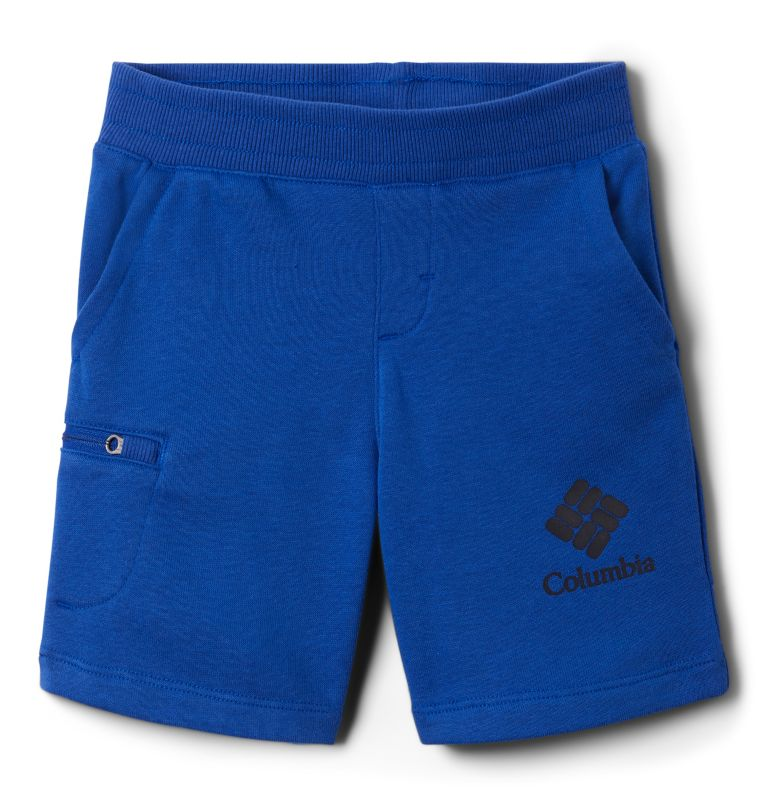 Boys' Toddler Columbia™ Branded French Terry Shorts Boys' Toddler Columbia™ Branded French Terry Shorts, front
