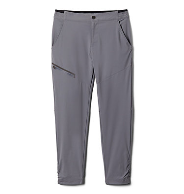 Girls' Tech Trek™ Pant Tech Trek™ Pant | 021 | L, Grey Ash, front