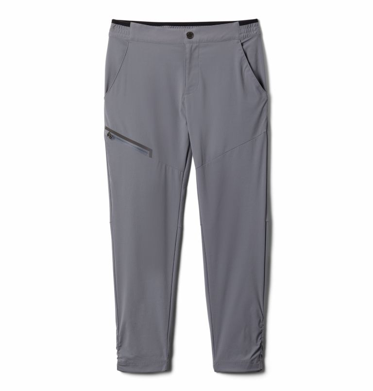 Tech Trek™ Pant | 021 | XL Pantalones Columbia Tech Trek™ para niña, Grey Ash, front