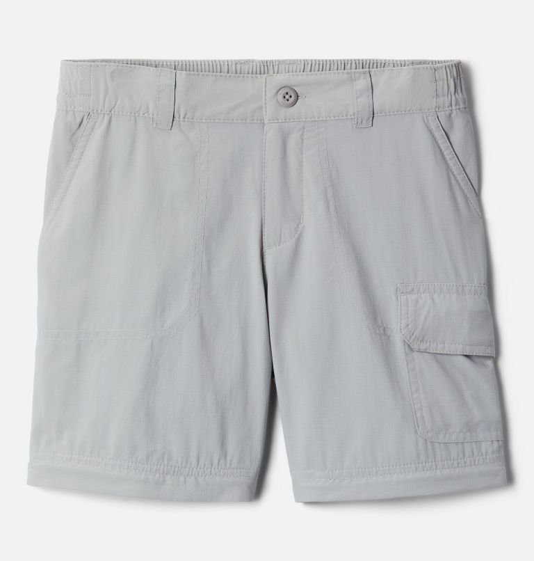 Silver Ridge™ IV Convertible Pant | 039 | L Girls' Silver Ridge™ IV Convertible Pants, Columbia Grey, a1