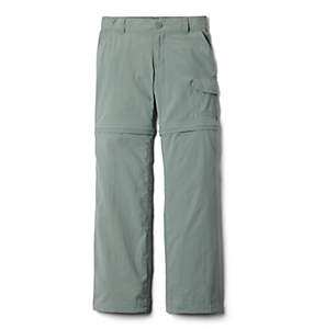Girls' Silver Ridge™ IV Convertible Pant