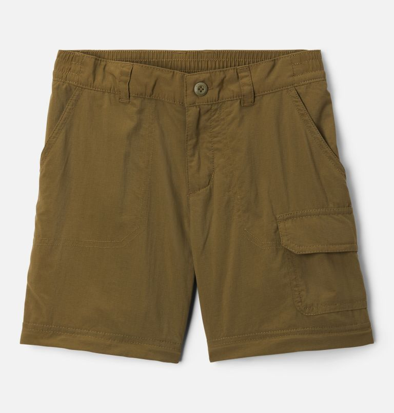 Silver Ridge™ IV Convertible Pant | 327 | XXS Girls' Silver Ridge™ IV Convertible Pants, New Olive, a1