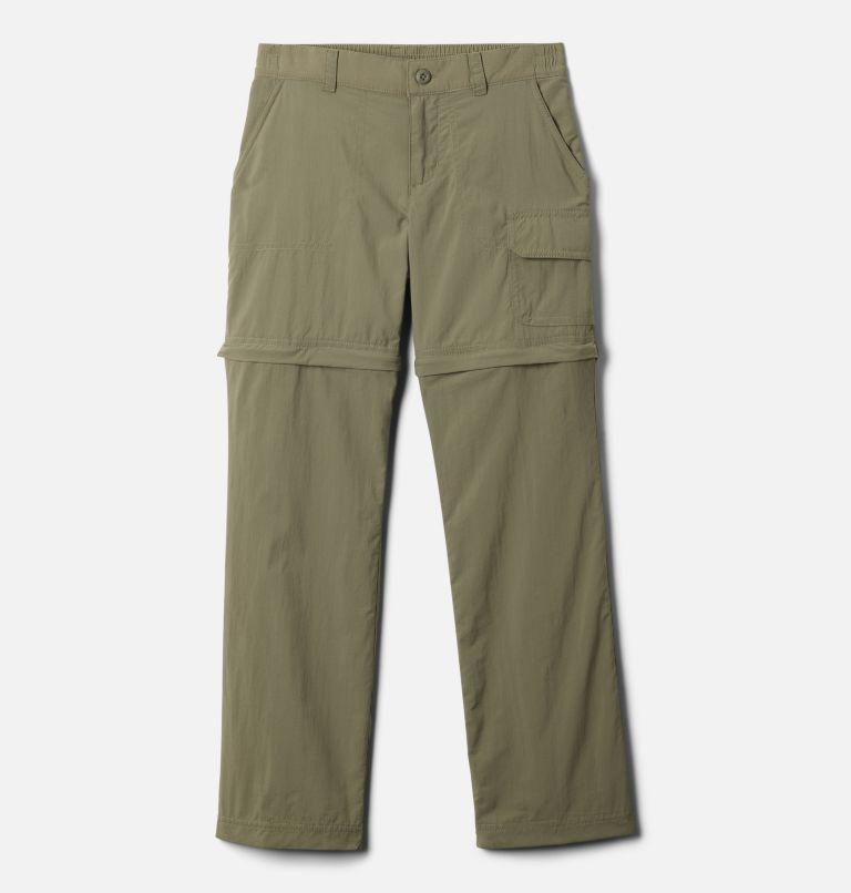 Girls' Silver Ridge™ IV Convertible Pants Girls' Silver Ridge™ IV Convertible Pants, front