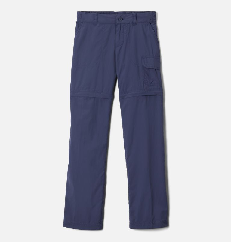Girls' Silver Ridge™ IV Convertible Pants Girls' Silver Ridge™ IV Convertible Pants, front