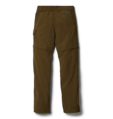 Pantalon Convertible Silver Ridge™ IV Fille Silver Ridge™ IV Convertible Pant | 466 | L, New Olive, back
