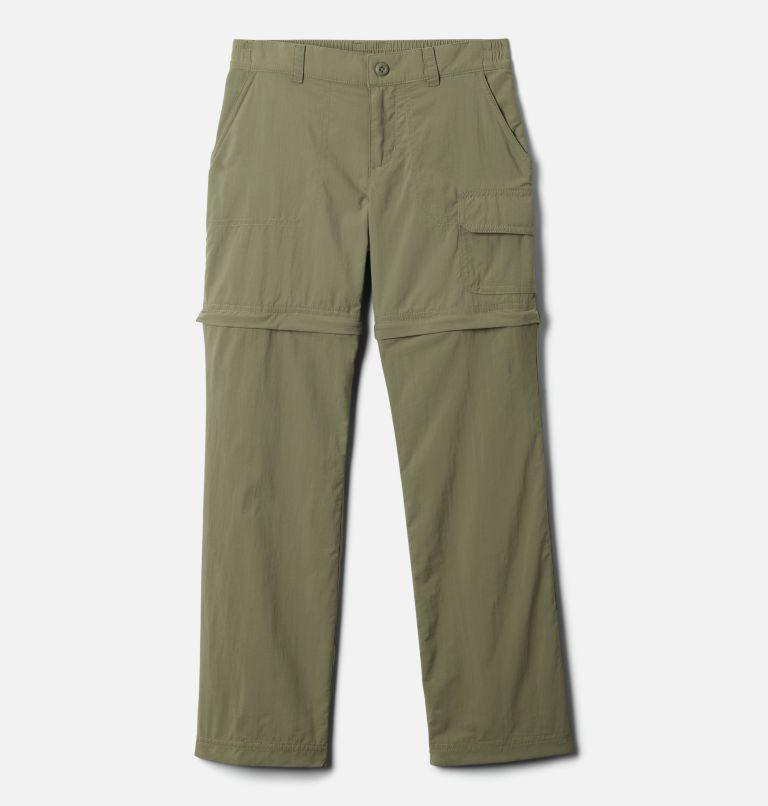 Girls' Silver Ridge™ IV Convertible Trousers Girls' Silver Ridge™ IV Convertible Trousers, front