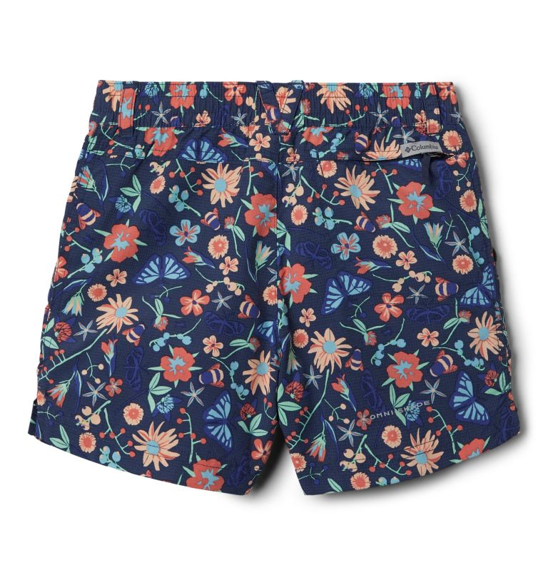 Girls' Silver Ridge™ Novelty Shorts Girls' Silver Ridge™Novelty Shorts, back
