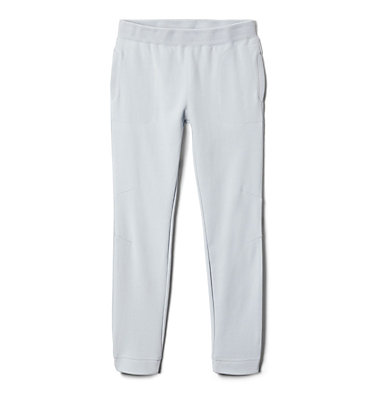 Girls' Columbia™ Branded French Terry Joggers Columbia™ Branded French Terry Jogger | 031 | L, Cirrus Grey Heather, front