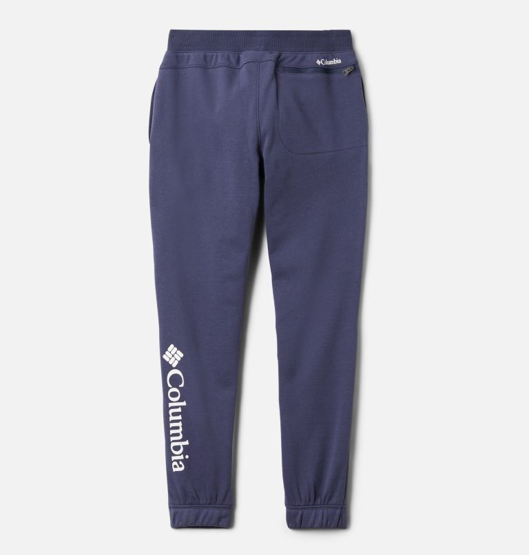 Girls' Columbia™ Branded French Terry Joggers Girls' Columbia™ Branded French Terry Joggers, back