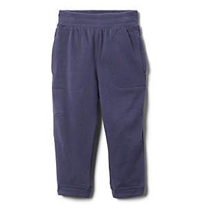 Girls' Toddler Columbia™ Branded French Terry Jogger