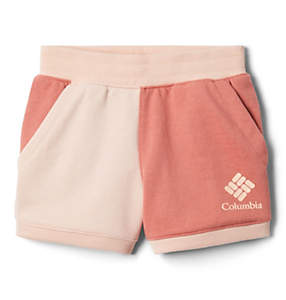 Girls' Toddler Columbia™ Branded French Terry Short