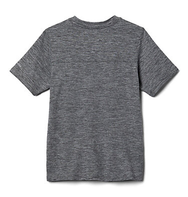 T-shirt Tech Trek™ Garçon Tech Trek™ Short Sleeve Tee | 023 | L, City Grey Heather, back