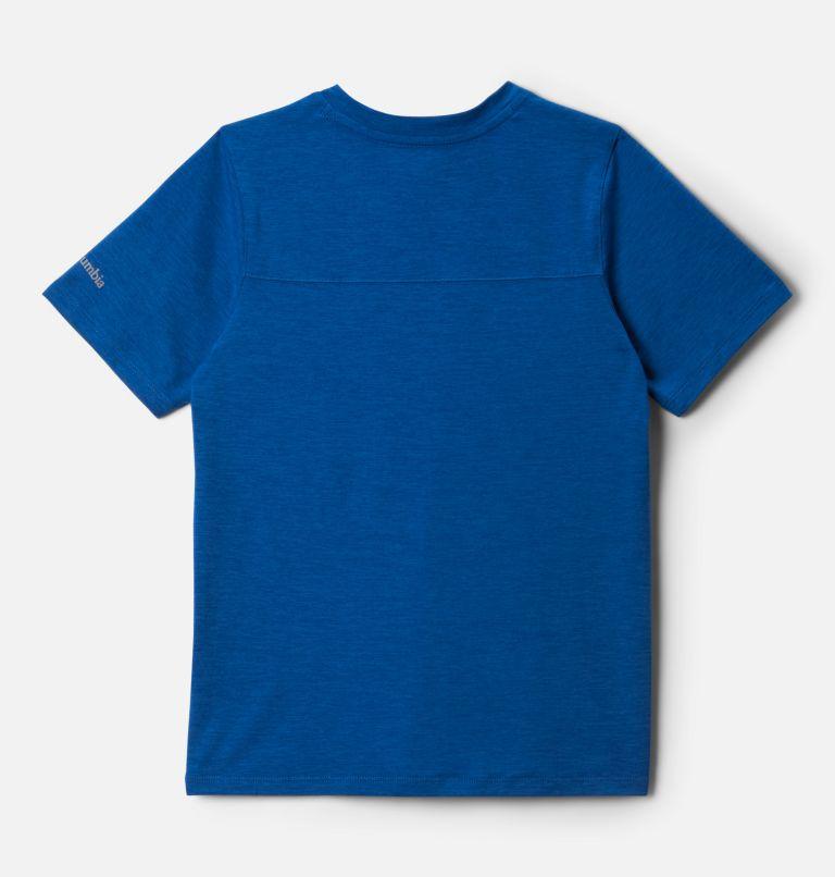 Boys' Tech Trek™ Short Sleeve Shirt Boys' Tech Trek™ Short Sleeve Shirt, back