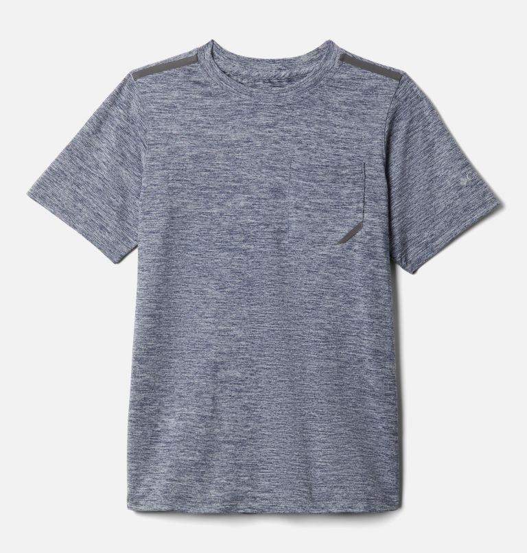 Boys' Tech Trek™ Short Sleeve Shirt Boys' Tech Trek™ Short Sleeve Shirt, front