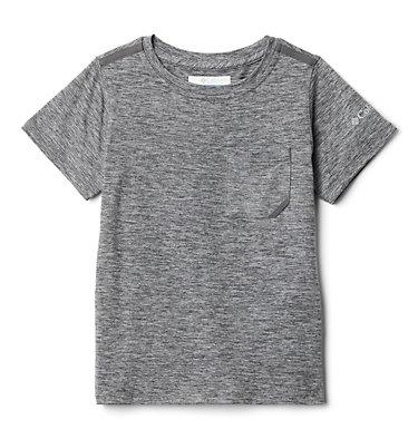 Boys' Toddler Tech Trek™ T-Shirt Tech Trek™ Short Sleeve Tee | 432 | 2T, City Grey Heather, front