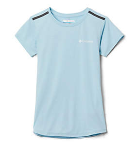 Girls' Tech Trek™ Short Sleeve Shirt