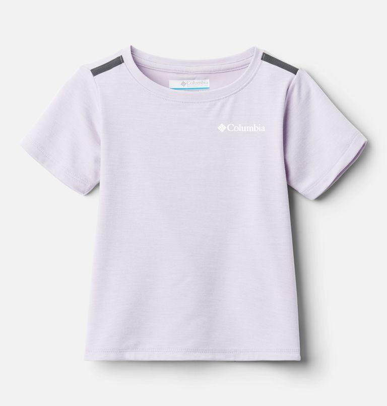 T-shirt à manches courtes Tech Trek™ pour fille T-shirt à manches courtes Tech Trek™ pour fille, front