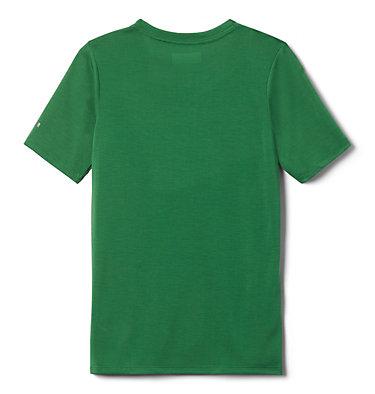 Boys' Ranco Lake™ Short Sleeve Tee Ranco Lake™ Short Sleeve Tee | 464 | L, True Green Iconic Roamer, back