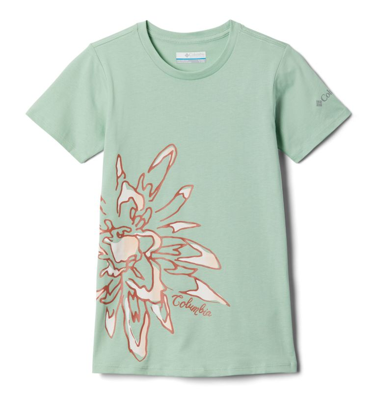 Girls' Peak Point™ T-Shirt Girls' Peak Point™ T-Shirt, front