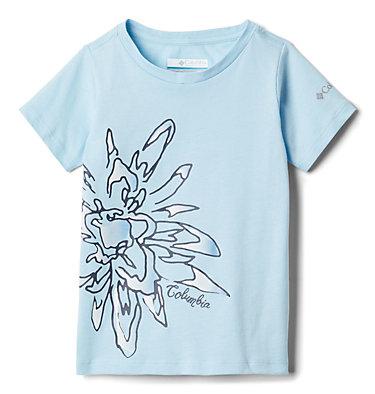 Girls' Toddler Peak Point™ T-Shirt Peak Point™ T-Shirt | 634 | 2T, Spring Blue Side Treatment, front
