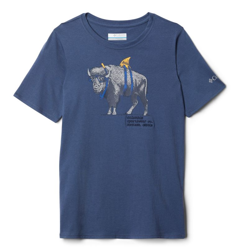 Boys' Peak Point™ T-Shirt Boys' Peak Point™ T-Shirt, front