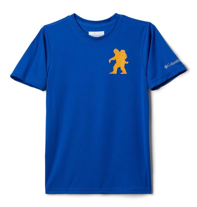 Terra Trail™ Short Sleeve Tee | 437 | XL Boys' Terra Trail™ Short Sleeve T-Shirt, Azul Free Range, front