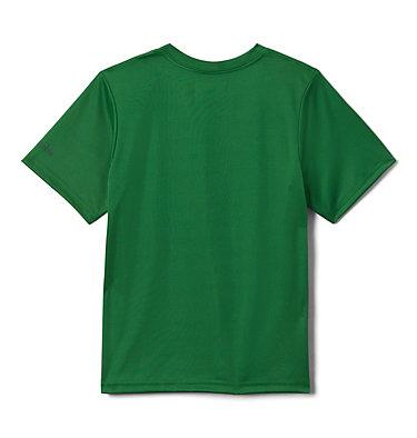 Boys' Bellator Basin™ T-Shirt Bellator Basin™ Short Sleeve Tee | 362 | L, True Green Forget The Box, back