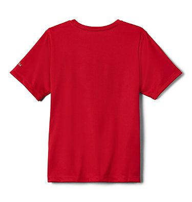 Boys' Bellator Basin™ T-Shirt Bellator Basin™ Short Sleeve Tee | 362 | L, Mountain Red Forget The Box, back