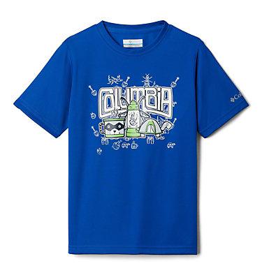 Boys' Little Trek™ T-Shirt Little Trek™ Short Sleeve Tee | 464 | XL, Azul Inner Glow, back