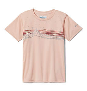Girls' Terra Trail™ Short-Sleeve T-Shirt