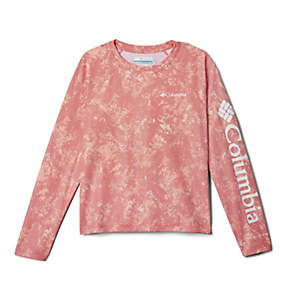 Kids' Solar Chill™ Printed Long Sleeve Shirt