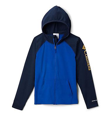 Kids' Sandy Shores™ Full-Zip Hoodie Sandy Shores™ Full Zip Hoodie   440   L, Azul, Collegiate Navy, front