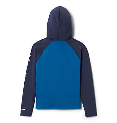 Kids' Sandy Shores™ Full-Zip Hoodie Sandy Shores™ Full Zip Hoodie   440   L, Dark Pool, Nocturnal, back