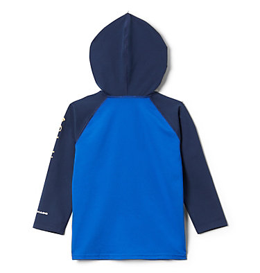 Toddler Sandy Shores™ Full-Zip Hoodie Sandy Shores™ Full Zip Hoodie | 612 | 3T, Azul, Collegiate Navy, back