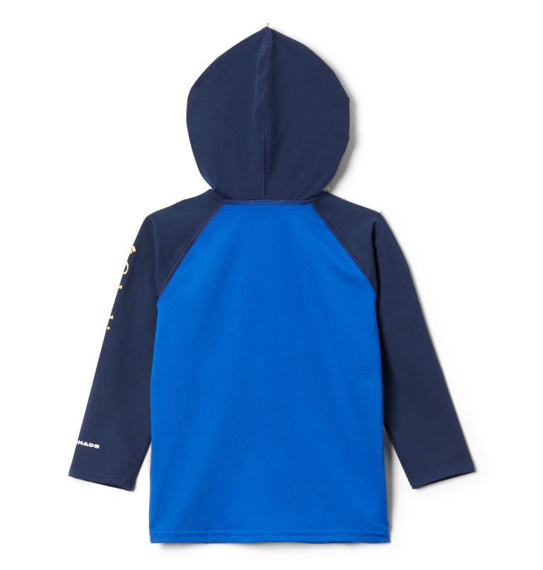 Toddler Sandy Shores™ Full-Zip Hoodie Toddler Sandy Shores™ Full-Zip Hoodie, back