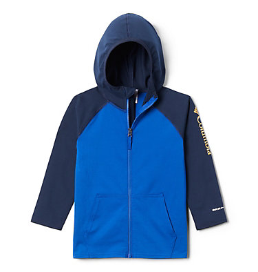Toddler Sandy Shores™ Full-Zip Hoodie Sandy Shores™ Full Zip Hoodie | 612 | 3T, Azul, Collegiate Navy, front