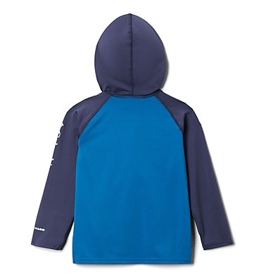 Toddler Sandy Shores™ Full-Zip Hoodie Sandy Shores™ Full Zip Hoodie   440   2T, Dark Pool, Nocturnal, back