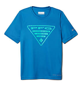 Boys' PFG™ Printed Logo Graphic T-Shirt