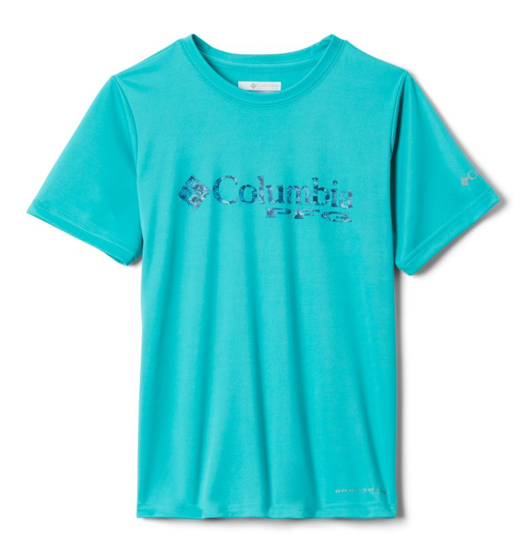 Boys' PFG™ Printed Logo Graphic T-Shirt Boys' PFG™ Printed Logo Graphic T-Shirt, front