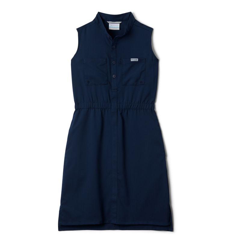 Girls' PFG Tamiami™ Sleeveless Dress Girls' PFG Tamiami™ Sleeveless Dress, front