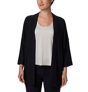 Women's Firwood Crossing™ Cardigan Firwood Crossing™ Cardigan | 125 | L, Black, front