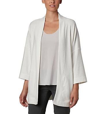 Women's Firwood Crossing™ Cardigan Firwood Crossing™ Cardigan | 125 | L, Sea Salt, front